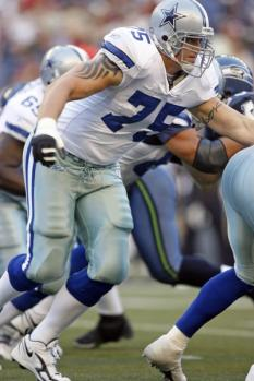 Former Dallas Cowboys offensive tackle Marc Colombo - The Boys Are Back blog