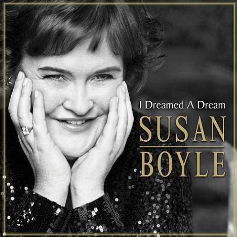 Susan Boyle Album Cover