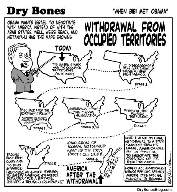 Dry Bones Cartoon June 1, 1977