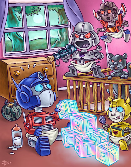 Baby Transformers