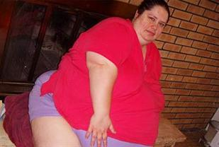 Huge Woman