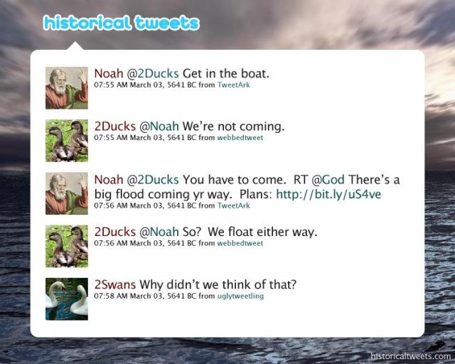 Noah Tweets