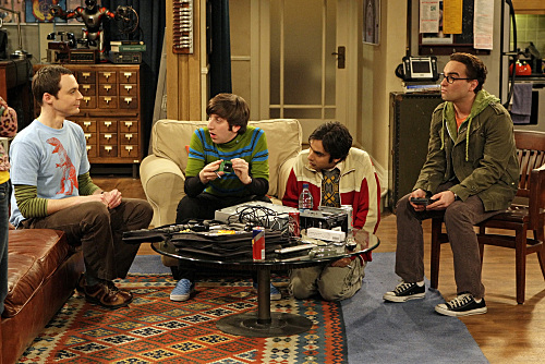 "Big Bang Theory. ""The Big Bang Theory"" question"
