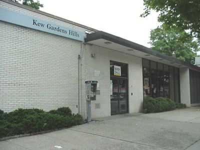 Queens Library Kew Gardens Hills Branch