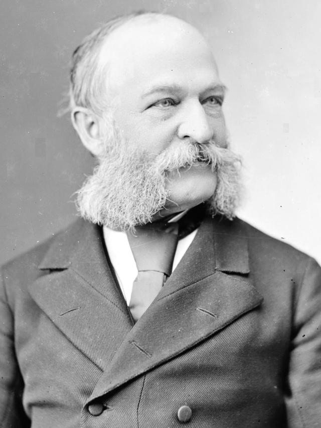Levi Morton