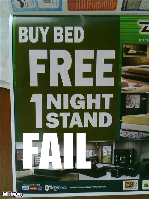 is it a one night stand