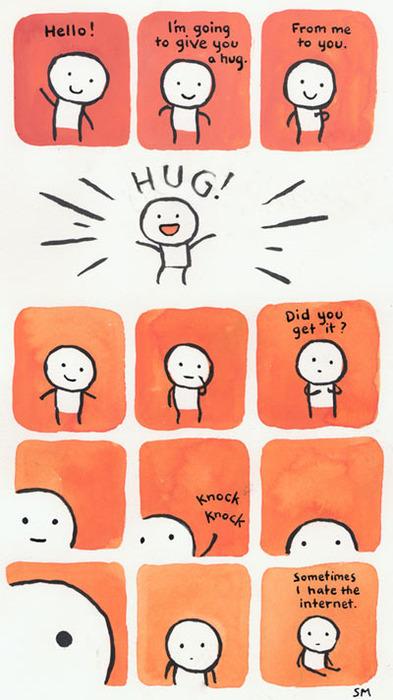 Internet Hugs
